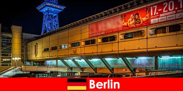 Oplev Berlin natteliv med pust bordeller og ædle escort modeller