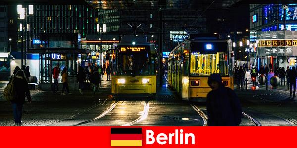 Prostitution i Berlin med varme escort ludere fra nattelivet
