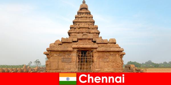 Chennai udlændinge elsker skønheder af unesco World Heritage sites