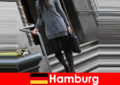 Elegante damer i Hamborg forkæler rejsende med eksklusiv diskret escortservice