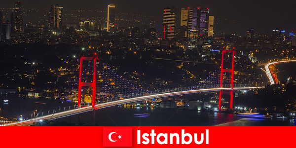 Natteliv i Istanbuls pubber, barer og klubber for unge