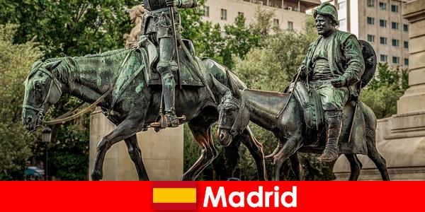 Madrid er en crowd-puller for enhver elsker af kunstmuseer