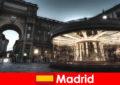 Madrid kendt for sine caféer og gadesælgere en storbyferie er det værd