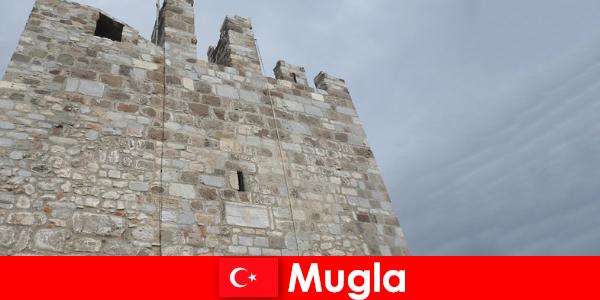 Eventyrtur til de ødelagte byer Mugla i Tyrkiet