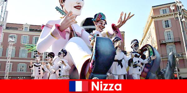 Turisme attraktion i Nice med børn og store højdepunkter