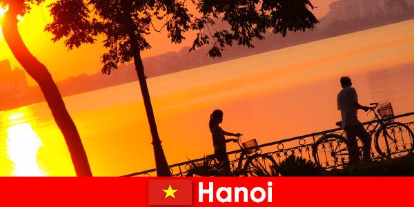 Hanoi for rejsende, der elsker varme temperaturer, en sjov uden ende