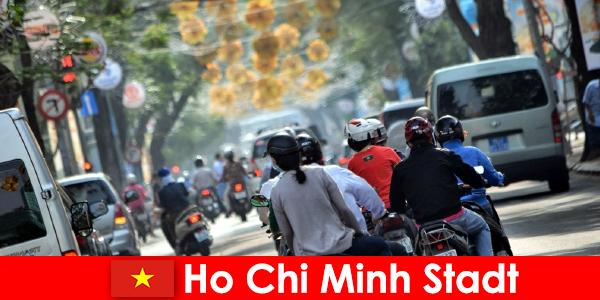 Ho Chi Minh City HCM eller HCMC eller HCM City er berømt som Chinatown