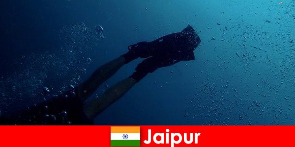 Vandsport i Jaipur er det bedste tip til dykkere