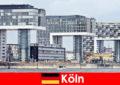 Imponerende højhuse i Köln forbløffer fremmede