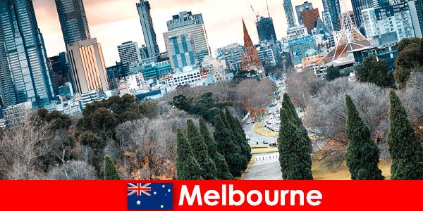 Kulturel mangfoldighed i Melbourne også lækkerier kortsigtede feriegæster
