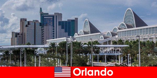 Orlando er det mest besøgte turistmål i USA