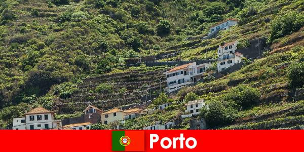 Porto feriemål for vinelskere fra hele verden