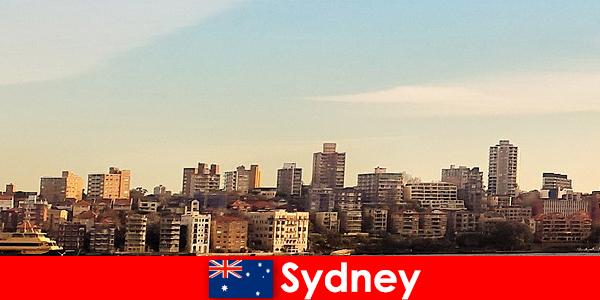 Sydney er kendt som en af verdens mest multikulturelle byer blandt udlændinge