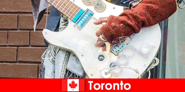 Fremmede elsker Toronto for sin kosmopolitanisme for musikscenen i alle kulturer