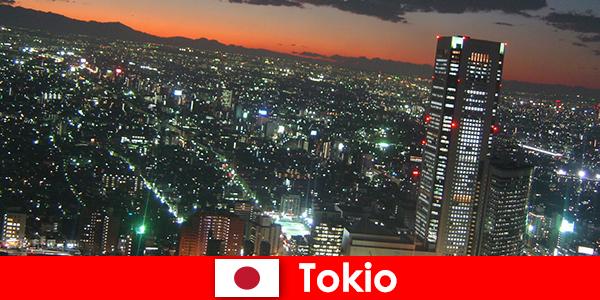 Fremmede elsker Tokyo – den største og mest moderne by i verden