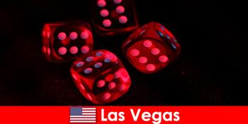 Rejse ind i den skinnende verden af tusind spil i Las Vegas USA