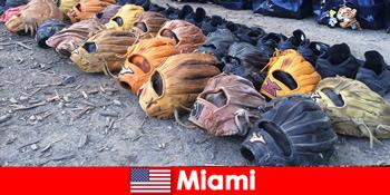 Drømmeferie for rejsende til sportsparkerne i Miami USA