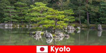 Japanske haver inviterer fremmede til afslappende vandreture i Kyoto