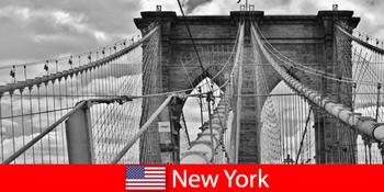 Spontan udlandsrejse til verdens metropolen New York USA