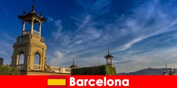 Arkæologiske udgravninger i Barcelona Spanien afventer entusiastiske historieturister
