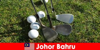 Insider tip – Johor Bahru Malaysia har mange storslåede golfbaner for aktive turister