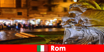 Bustur for ugentlige gæster gennem den vidunderlige by Rom Italien