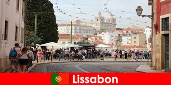 Lissabon Portugal tilbyder billige hoteller til udenlandske studerende og elever