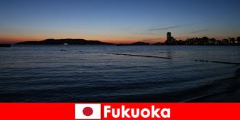 Regional tur med grupper gennem Fukuoka Oplev Japans smukke by
