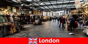 London England den øverste adresse for shopping turister