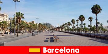 I Barcelona Spanien, vil turister finde alt deres hjerte ønsker