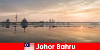 Book hotelreservationer for feriegæster i Johor Bahru Malaysia altid i byens centrum